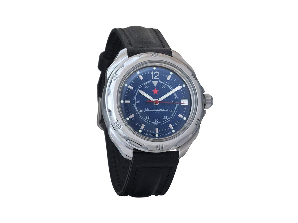 Купить Часы Восток Командирские 211398