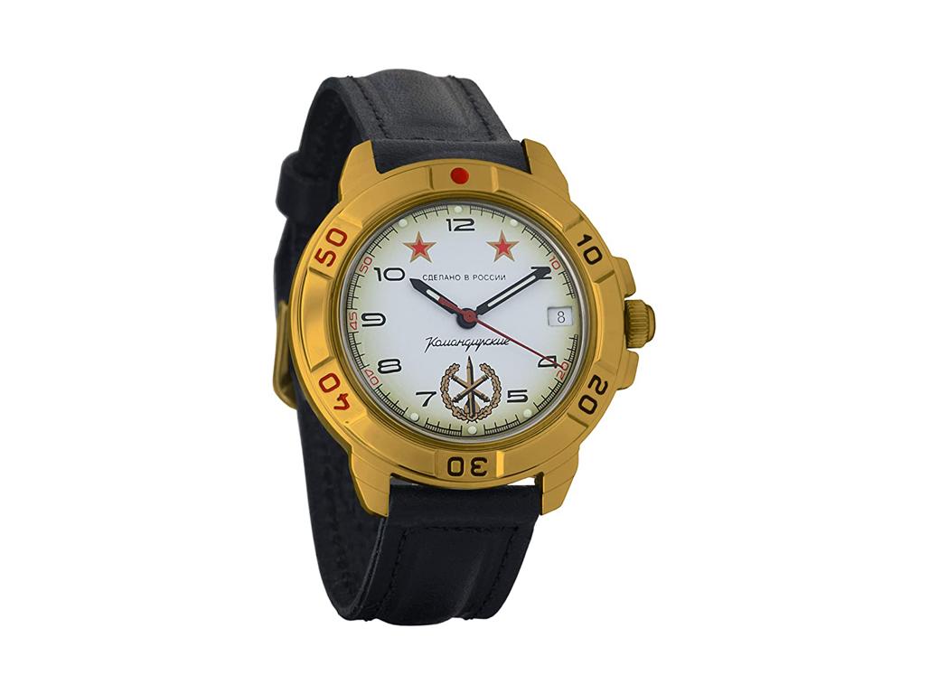Купить Часы Восток Командирские 439075