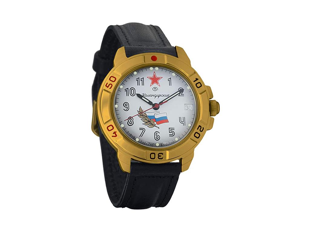 Купить Часы Восток Командирские 439277