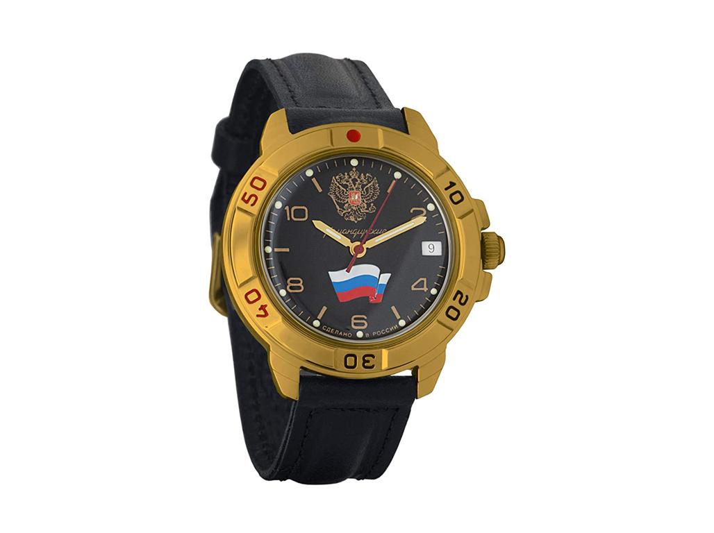 Купить Часы Восток Командирские 439453