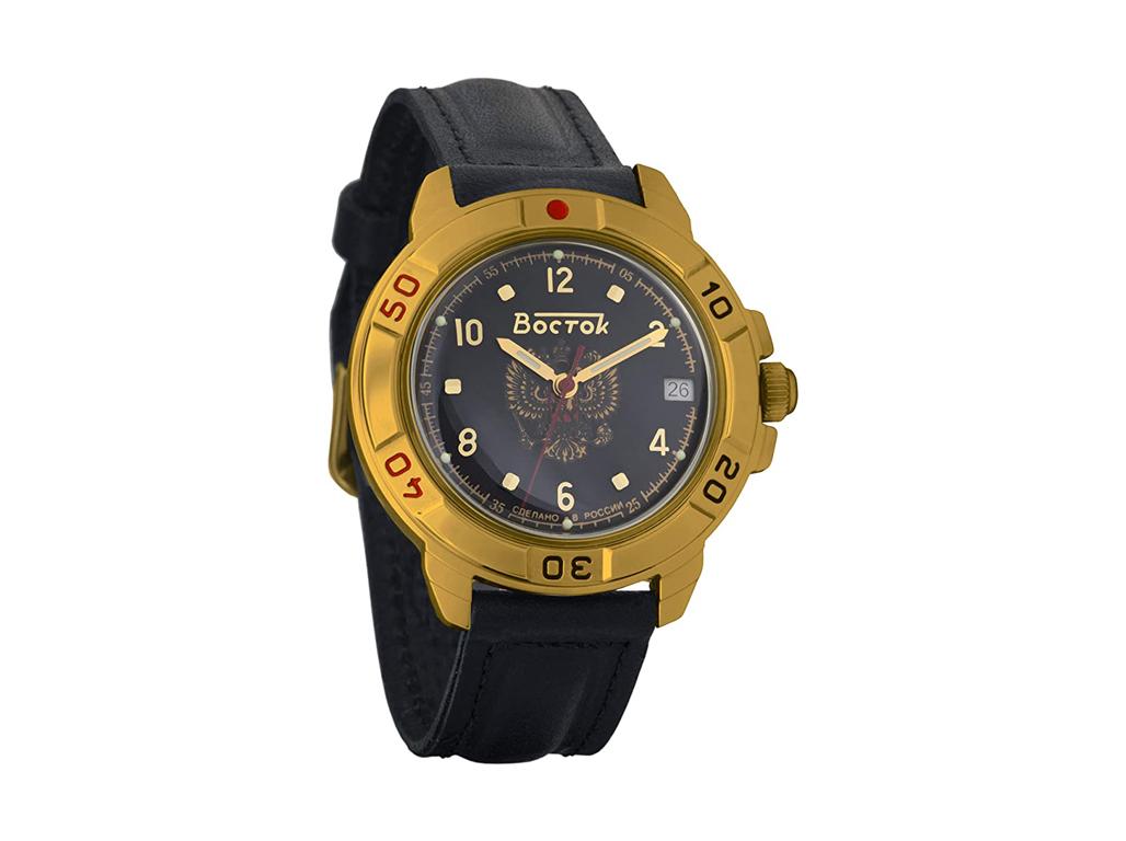 Купить Часы Восток Командирские 439770