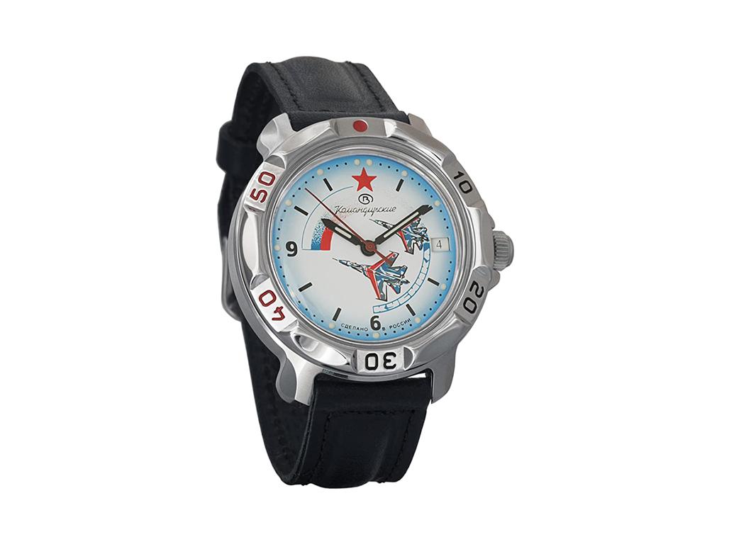 Купить Часы Восток Командирские 811066
