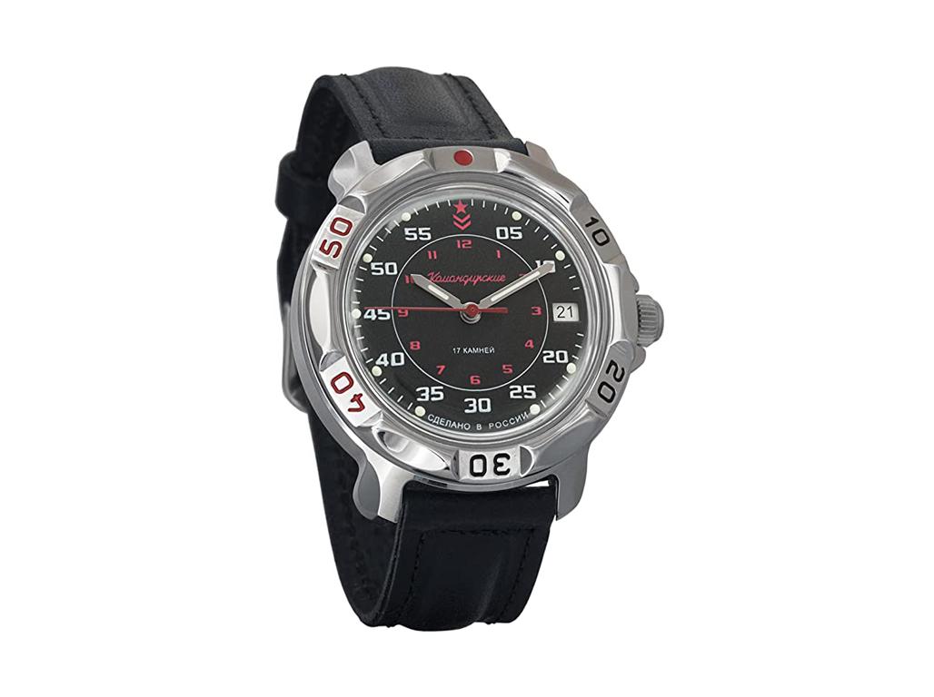 Купить Часы Восток Командирские 811172