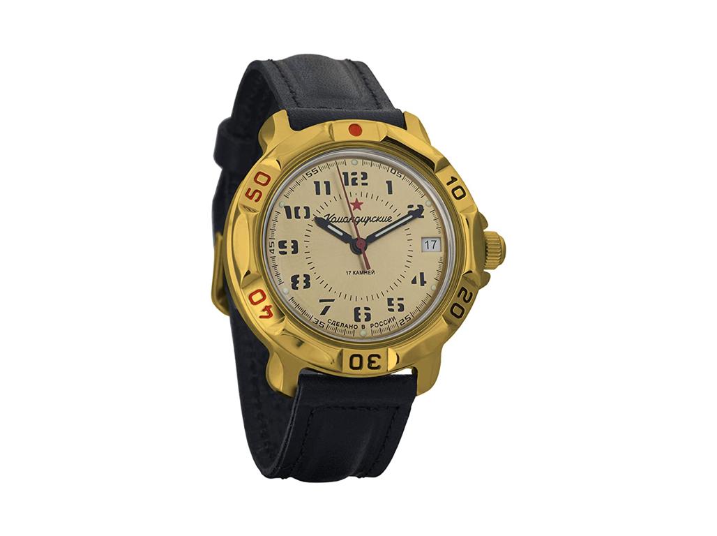 Купить Часы Восток Командирские 819121