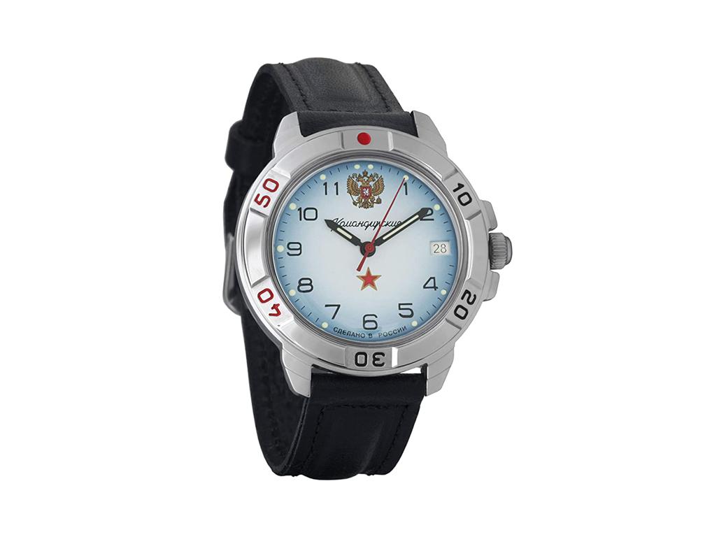 Купить Часы Восток Командирские 431323