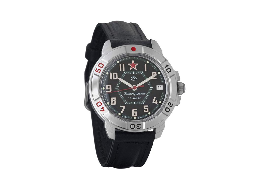 Купить Часы Восток Командирские 431744