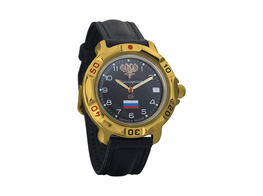 Купить Часы Восток Командирские 819646